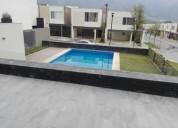 Casa nueva en renta equipada colonia privada moretta 3 dormitorios