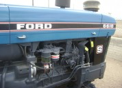 Tractor agricola ford 6610