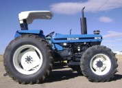 tractor agricola new holland 6610