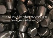 Compro scrap cortadores de carburo de tungsteno