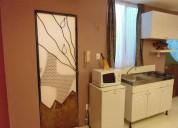 Suite amueblada hasta para 4 personas, rentas temp