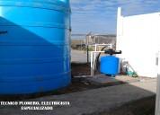 Plomero instalaciÓn, mantenimiento y servicio
