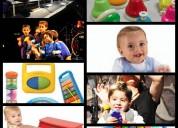 Clases de música para bebés. genesys