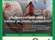 Asesor hipotecario certificado en creditos adquisicion vivienda