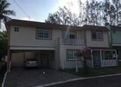 Rincon del conchal casa en venta en conjunto con alberca 3 dormitorios 258 m2