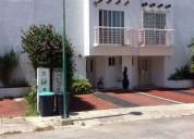 se vende casa en cancun de 3 rec seguridad 24 horas 120 m2