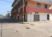 Amplio local comercial en renta cerca del centro de tampico 176 m2