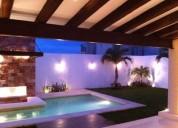 renta de preciosa residencia en residencial allegra merida 4 dormitorios 540 m2