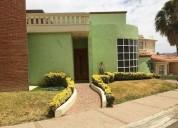 Casa en venta fraccionamiento la canada en chihuahua