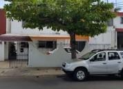 Casa en venta en merida sobre av yucatan ideal para oficina 300 m2