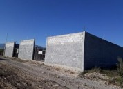 Excelente terreno en venta al norte de saltillo 1000 m2