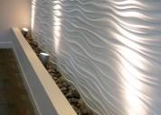 Paneles 3d fibra de bambu