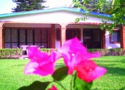 Linda casa de campo familiar 8 personas vacacional