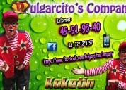 Show de payasos para fiestas infantiles en tlahuac