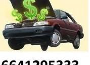 Compro carros yonkeados 6641295333