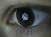 Hay alguna forma para espiar un whatsapp