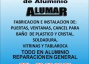 Alumarc (fabricacion y mantenimiento aluminio)