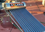 Calentador solaris y sky power