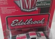 Ford mustang shelby gt 1966, edelbrock, escala 1: