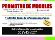 Ejecutivo de ventas - modulos