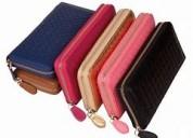 En casa empaca carteras