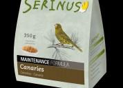 Formula de mantenimiento para canarios 350g.