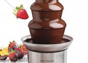 Renta de fuente de chocolate en el 14
