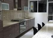 Departamento en renta calle suderman polanco 3 dormitorios 132 m2