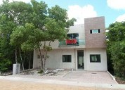 se vende casa en cancun de 4 recamaras residencial arbolada l 4 dormitorios 168 m2