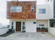 venta casa nueva con vista panoramica a la ciudad de queretaro 3 dormitorios 162 m2