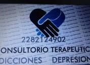 Adicciones rehabilitacion depresion