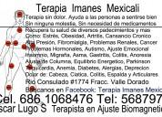 Terapia imanes mexicali
