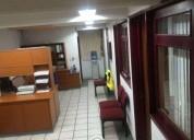 Oficinas y bodega como terreno uso de suelo h5 280 m² m2