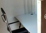 Cubiculo en desarrollo con servicios en lucerna 2 m² m2, contactarse.