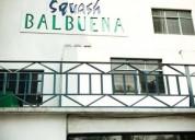 Edificio en viaducto hoy squash balbuena 1.113 m² m2