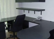 Excelente oficina amueblada