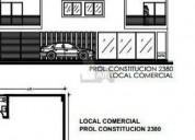 Local comercial en venta inmuebles en constitu 77 m² m2