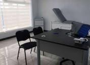 Renta de consultorios amueblados y con servicios 20 m² m2