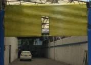 Bodega con de terreno doble entrada 1.100 m² m2