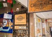 Renta local en el centro mercado gastronomico 9 m² m2