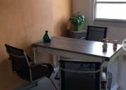 Renta consultorio amueblado en altabrisa 53 m² m2