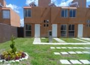 Hermosas casas en huehuetoca