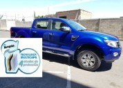 Ford ranger 2.5 limited cabina doble 4×2  año 2015