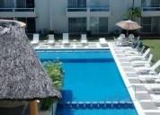 Suite en renta acapulco 1 dormitorios