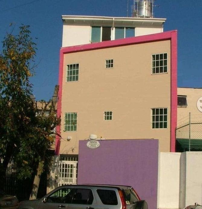 Hotel montreal habitaciones por mes en Guadalajara