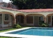 Casa jose fin semana a 3 cuadras centro jiutepec 5 dormitorios