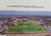 Terreno en venta - 22,658 m2