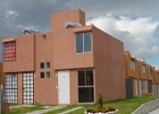 Hermosas casas huehuetoca la guadalupana