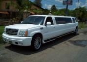Renta de limousines