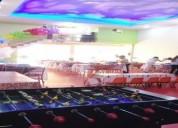 Salon de fiestas infantiles los reyes ixtacala tlalnepantla edo mex 202 m2